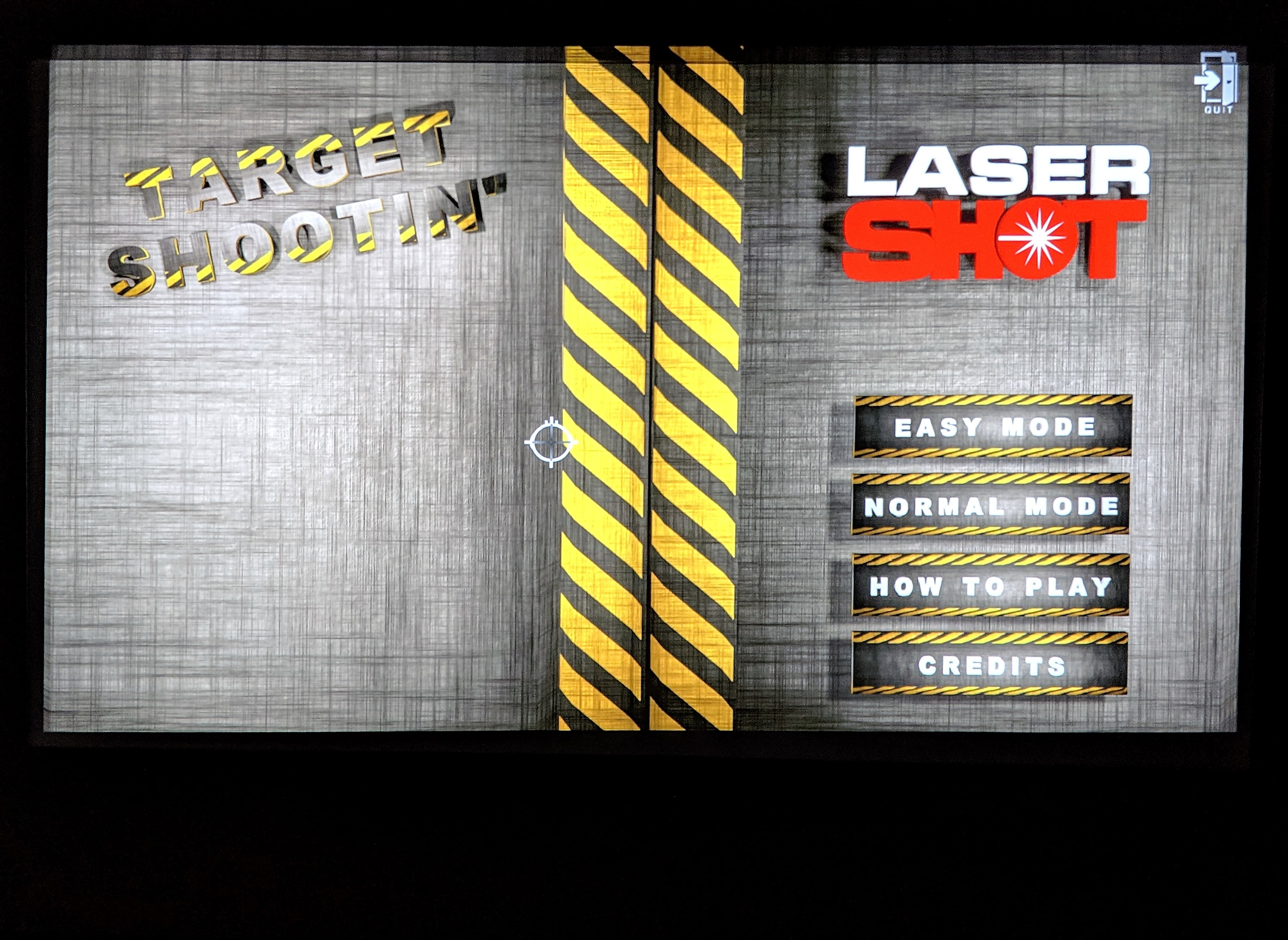 Laser Shot Simulator